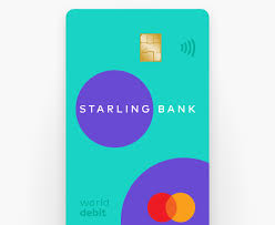 Starling Bank card